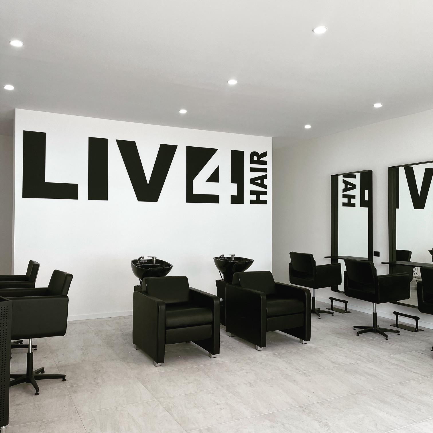 Reception Signage + Wall Graphics