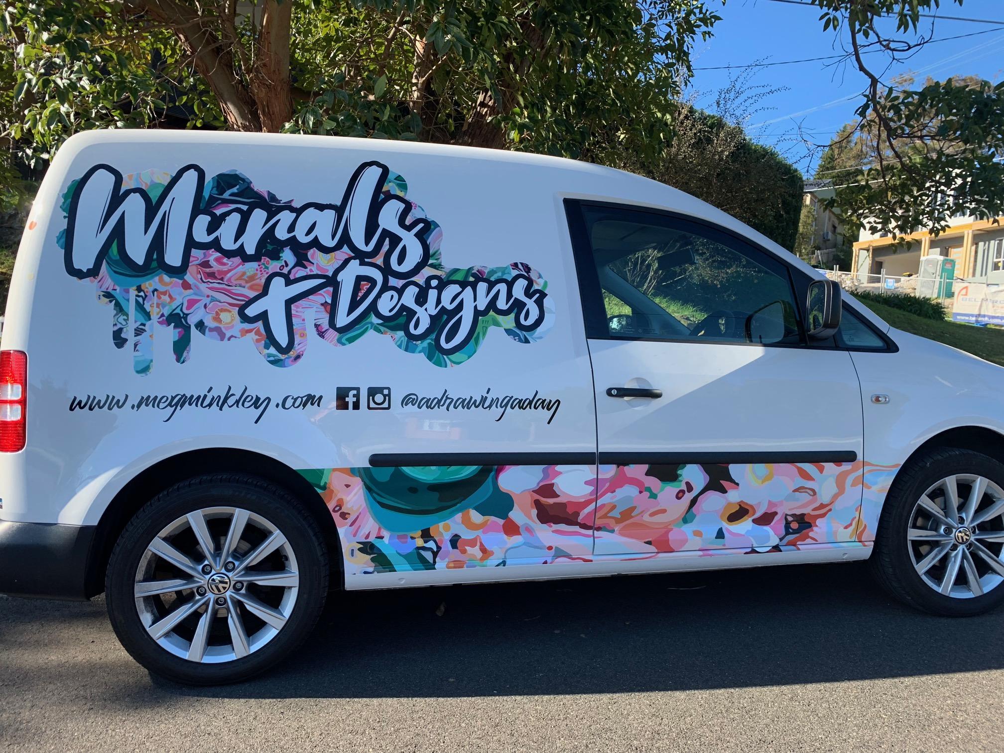 Vehicle Graphics Sydney